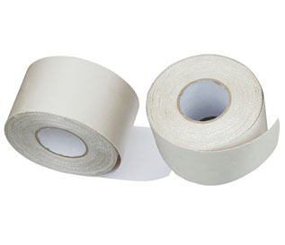 High silica self-adhesive tape